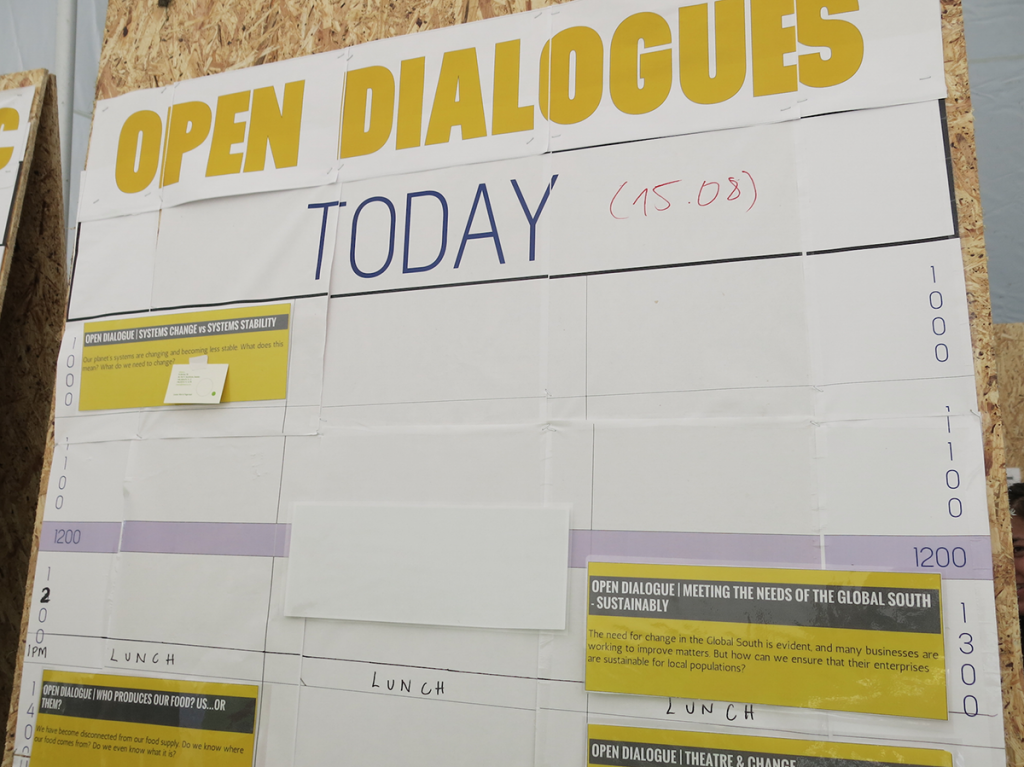 Open Dialogues future perfect